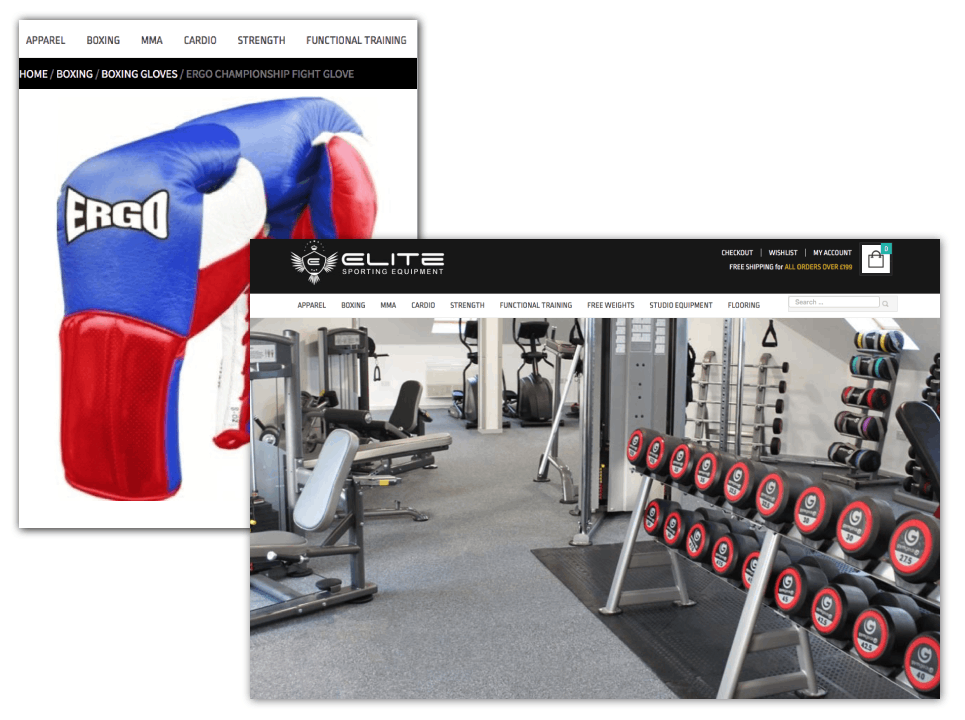 Elite Sporting Equipment PROFICI