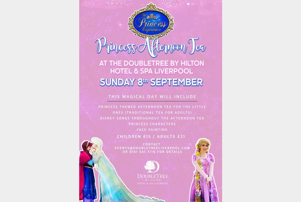 Princess Afternoon Tea PROFICI