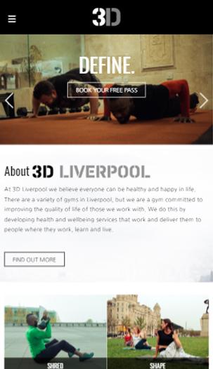 3d Liverpool PROFICI
