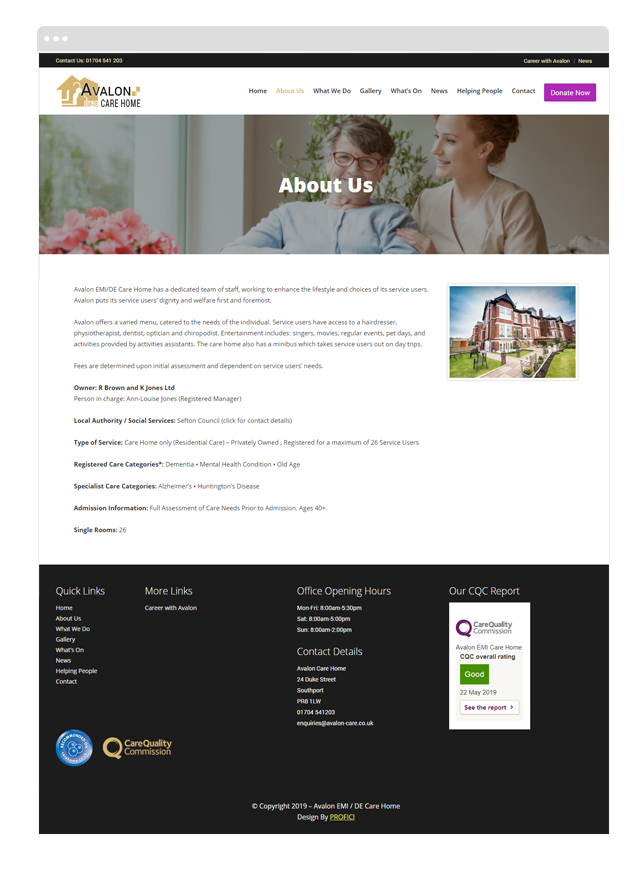 Avalon Care PROFICI