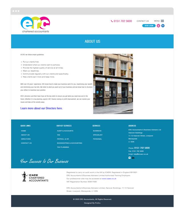 ERC Online PROFICI