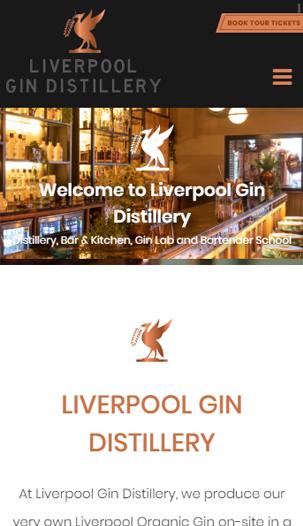Liverpool Gin Distillery PROFICI