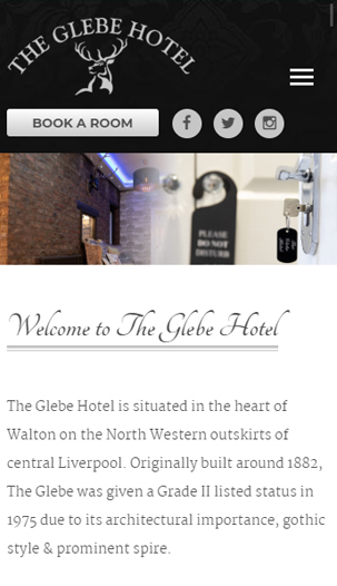 The Glebe Hotel Liverpool PROFICI
