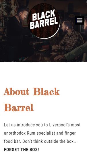 The Black Barrel PROFICI