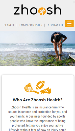 Zhoosh Health PROFICI
